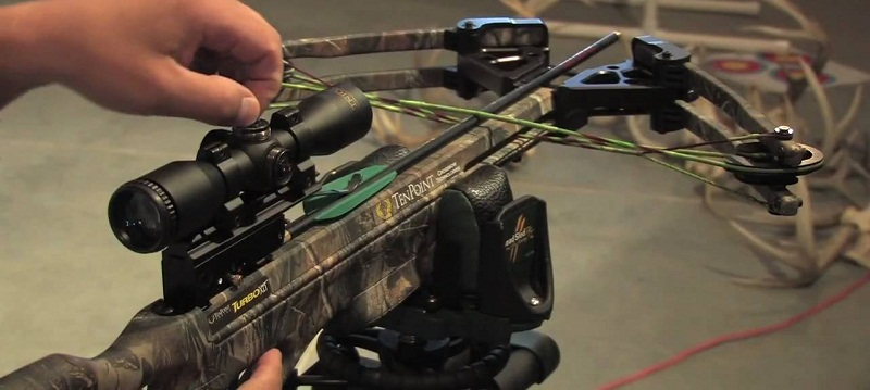 How to Adjust a Crossbow Scope