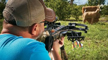How to Load and Shoot a Crossbow Proficiently