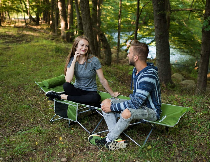 Advantages and Disadvantages of Camping Cots