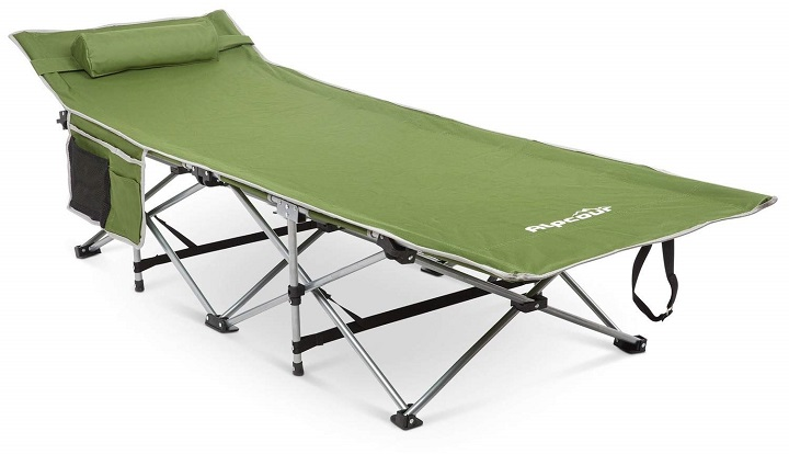 FAQ About Camping Cots