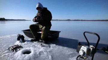 Ice Fishing Tips - Gear and Techniques