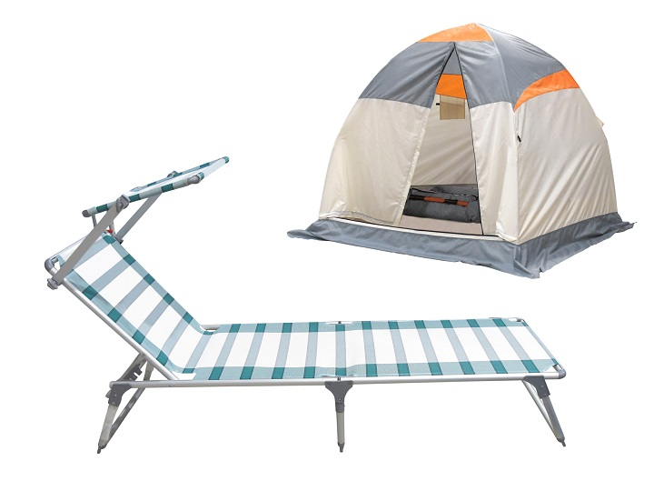 What Are Camping Cots