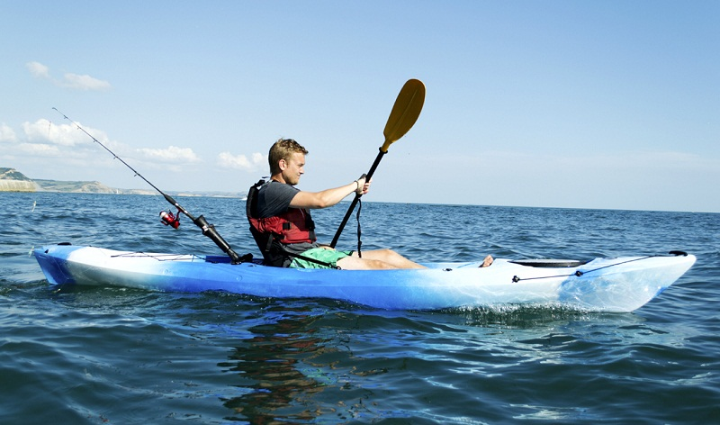 Top 8 kayak fishing tips for beginners you must know for Sea fishing kayak