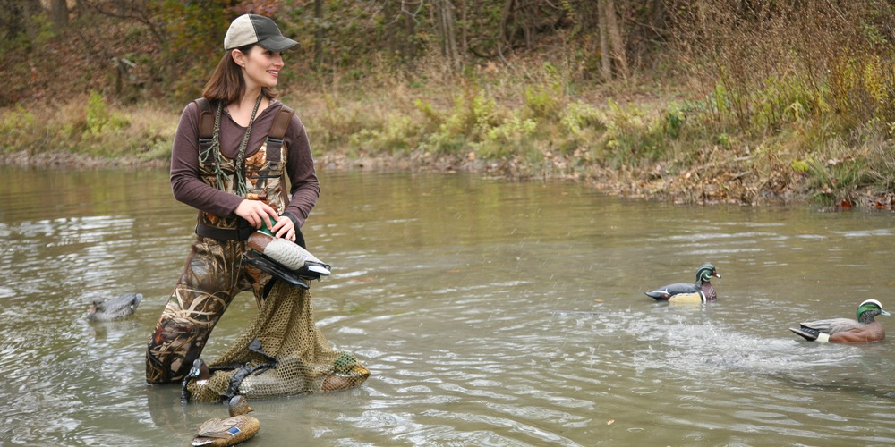 Best Duck and Waterfowl Hunting Waders 2018 - Reviews and ...