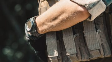 Best Tactical Watches for Military, Survival 2017 – Buyer's Guide