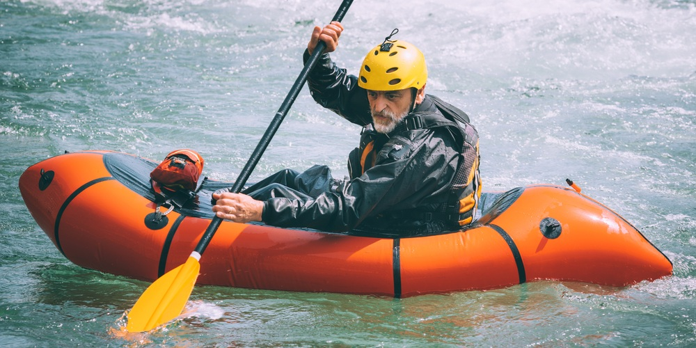 How to use inflatable kayaks