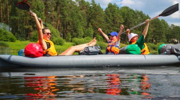 Best Inflatable Kayak Reviews 2017 – Buyer's Guide