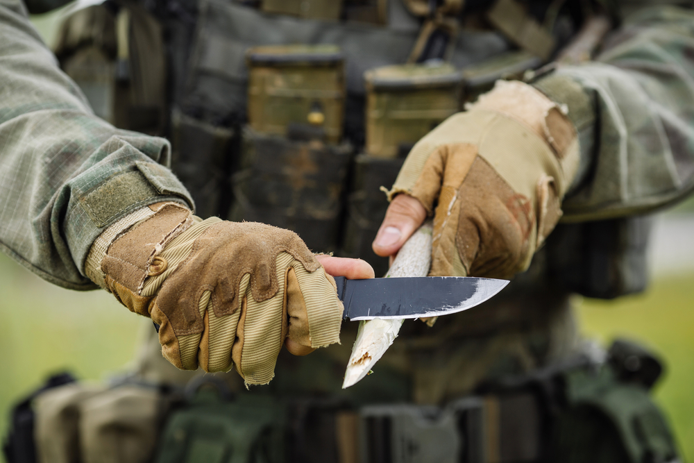 12 Best Survival Knife Reviews 2019 - Pick Your Hunting, Camping Knife!