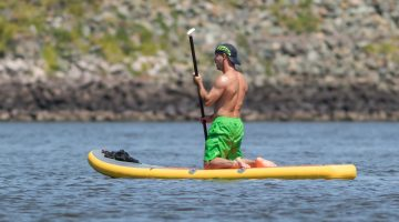 Best Inflatable SUP (Stand Up Paddle) Boards 2017 – Reviews and Guide