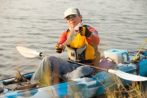 Kayak Paddle for Fishing