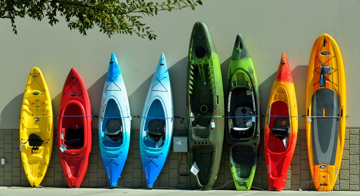 Materials of Kayaks for Beginners