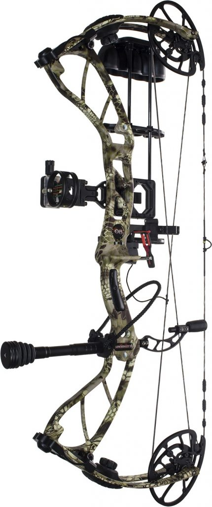 2017 Obsession Hemorrhage DE Compound Bow Review