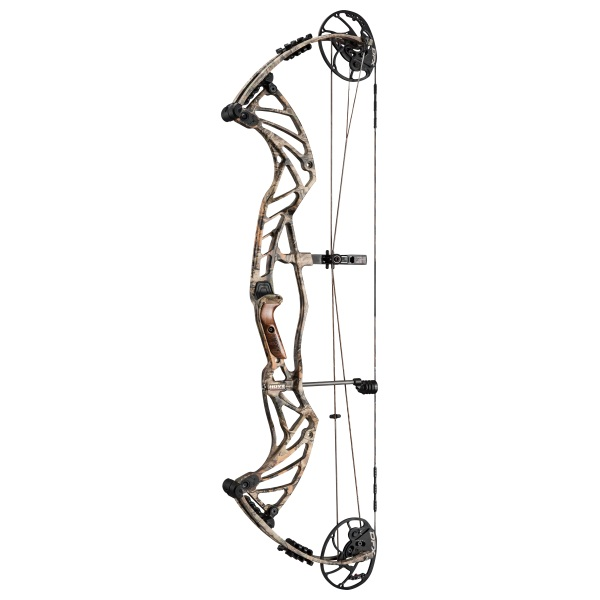 Hoyt Double XL Compound Hunting Bow Review