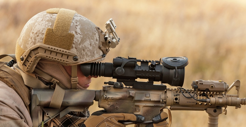 Best Night Vision Rifle Scope