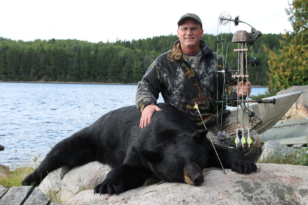 Black Bear Hunting Tips