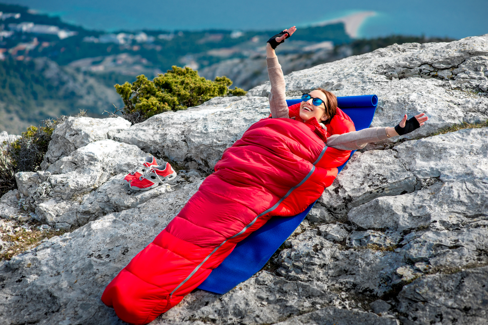 Best Backpacking Sleeping Bag