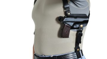 Best Shoulder Holster Reviews 2017 – Buyer's Guide