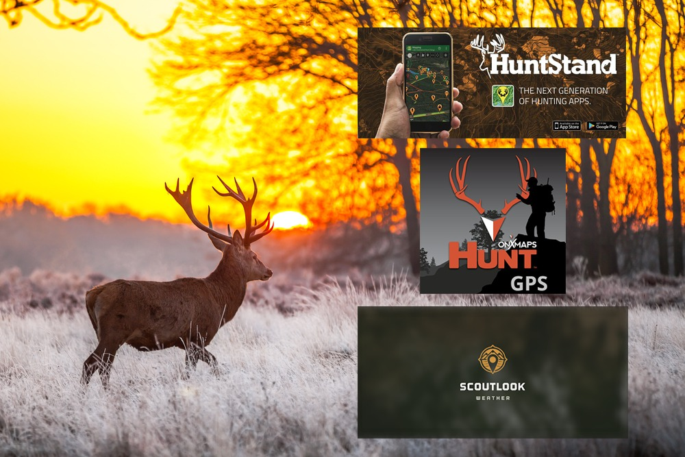 8 Best Hunting Apps for 2019 (IOS and Android) - Scouting Outdoors