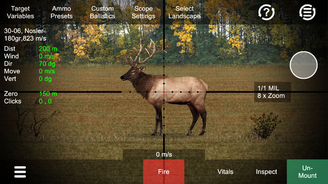 Deer Shot Simulator iPhone App Review