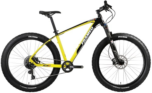 Framed Marquette Alloy Mountain Bike Review