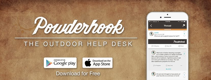 Powderhook Hunting App Review