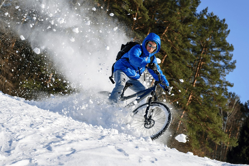 Reasons to Mountain Bike in Winter