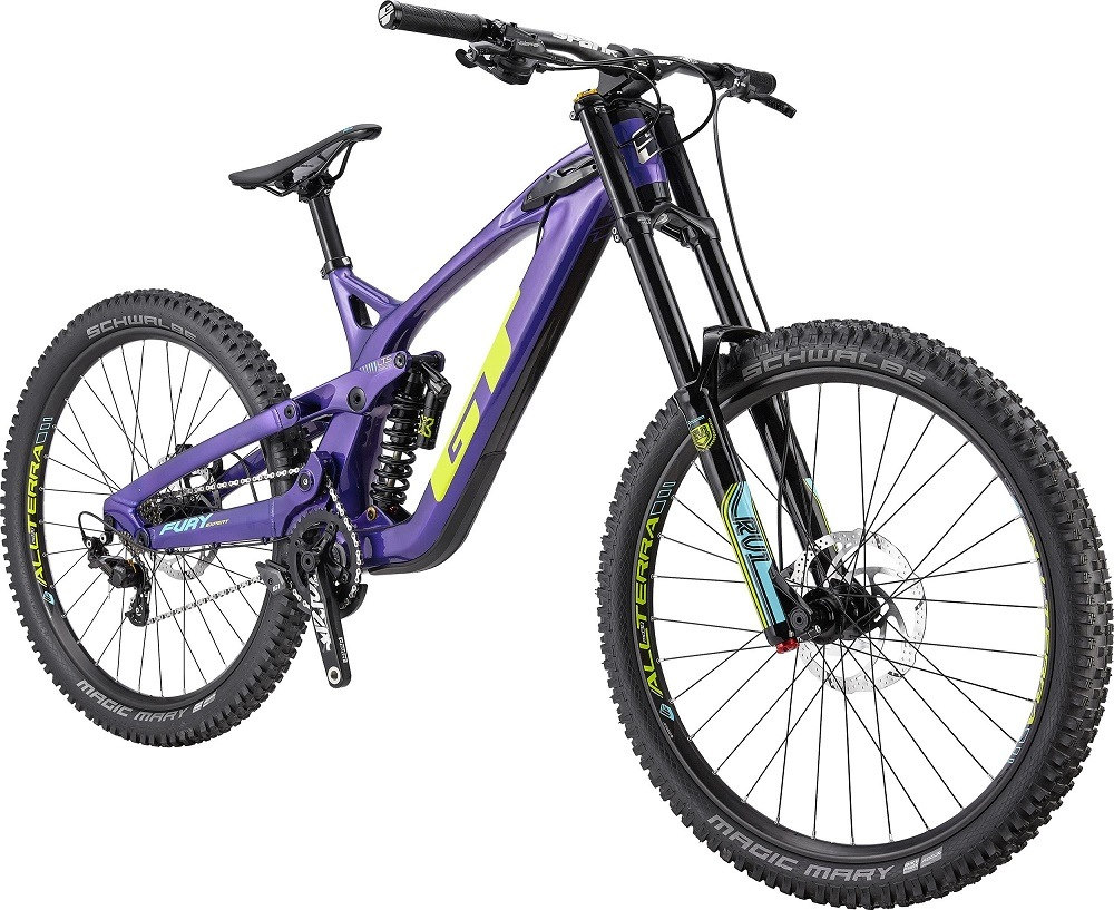 GT Bicycles Fury Carbon Expert Review