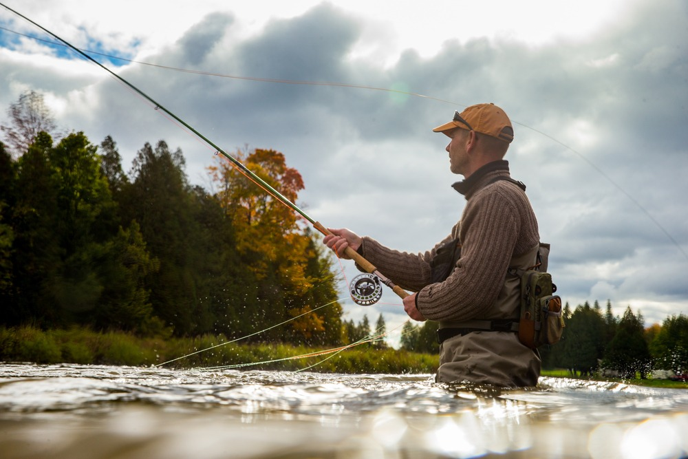 Best Fly Fishing Locations in US