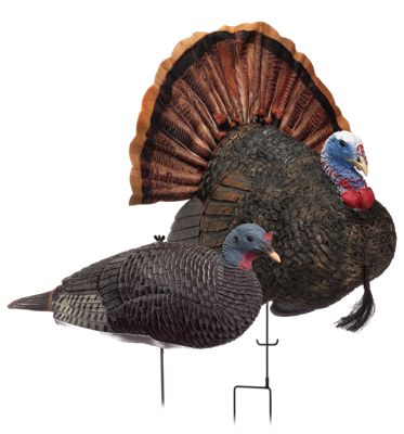 RedHead Reality Series Remote Crazy Jake and Mating Hen Turkey Decoy Review