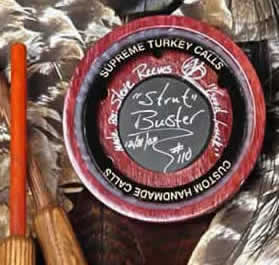 strut buster turkey call review