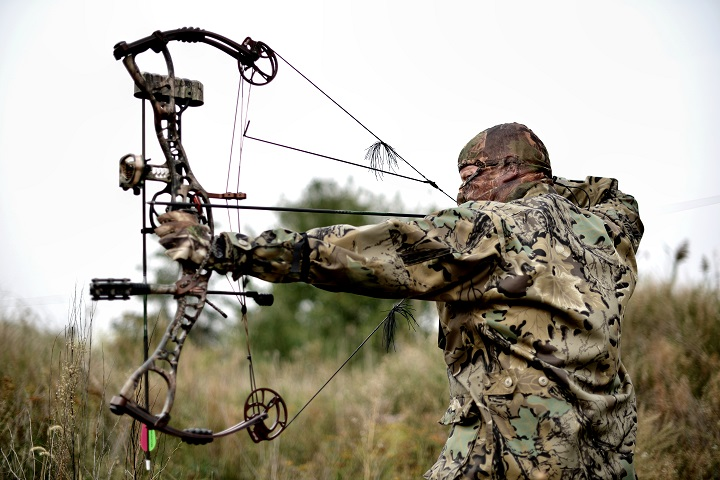 Bow Sight - Mixed Environments Hunting With a Compound Bow