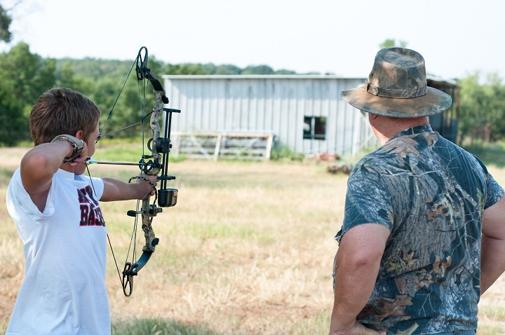 How to Choose the Best Youth Compound Bow