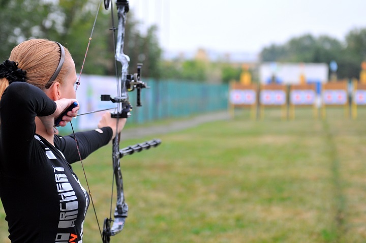 Youth Compound Bow Expected Ranges