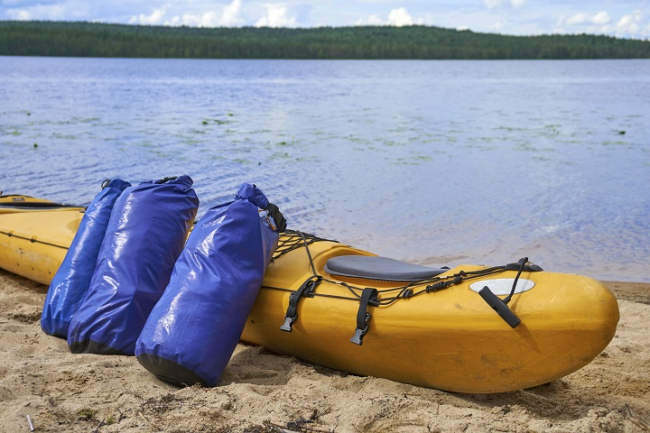 Benefits of Using a Dry Bag for Kayaking - Keeps Things Safe and Accessible