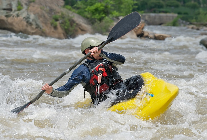 Benefits of Using Kayaks - Supported Weight