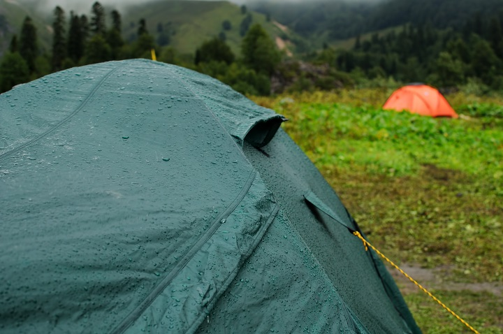 Benefits of Waterproofing a Tent