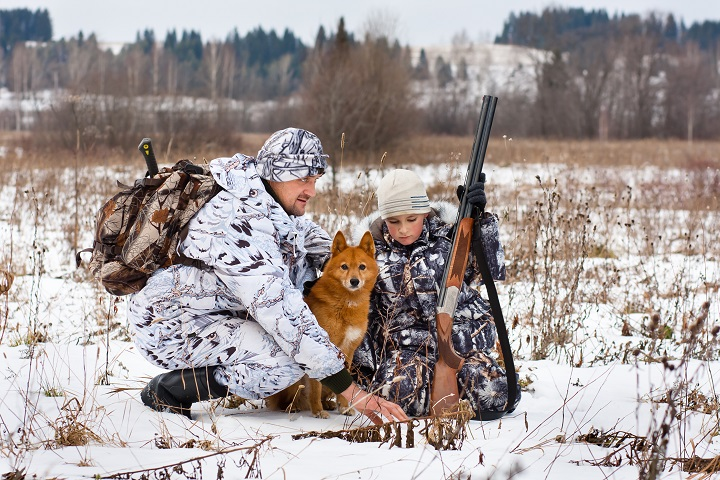 Mentored Youth Hunter Program