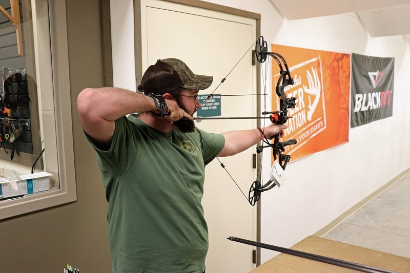 Shooting Bear Cruzer G2 Compound Bow